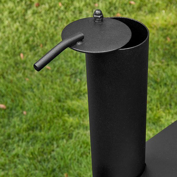 Char griller offset smokerstack