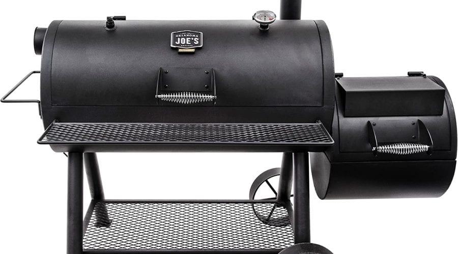 Char griller offset smoker grill