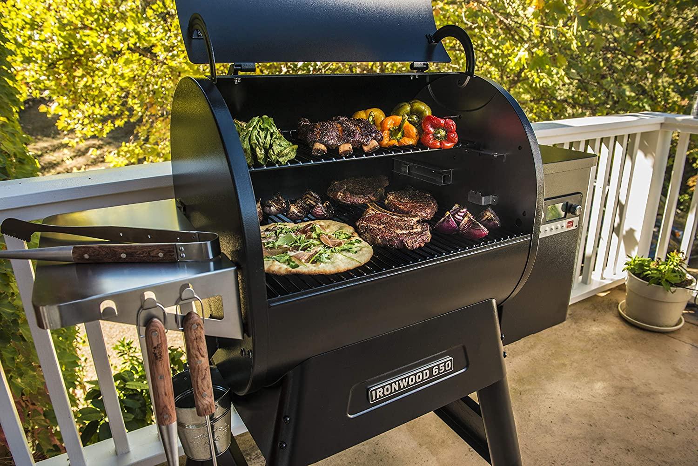 wood pellet grills reviews