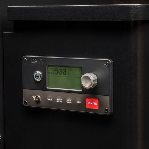 best traeger pellet grill heat gauge