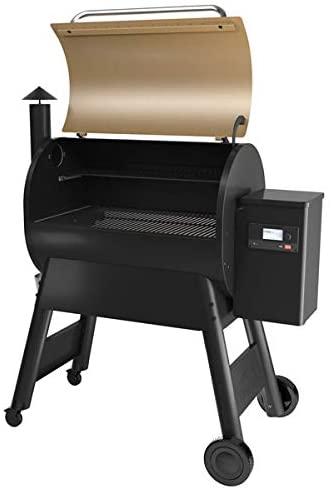 Traeger wood pellet grill 780