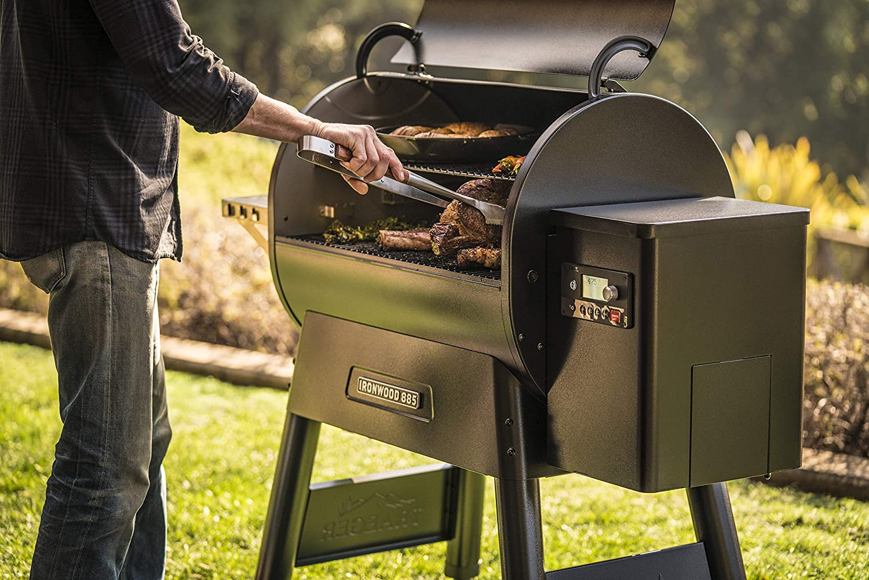 best wood pellet grills reviews